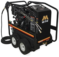 MI-T-M 3000 PSI Hot Water  Pressure Washer