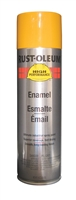 Caterpillar Yellow (Old) V2100 System Equipment Aerosol 15 OZ.
