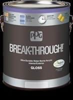 BREAKTHROUGH 250 GLOSS BLACK Gallon