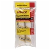 "WHIZZ 58016 6"" Gold-Stipe Cover 2 Pack"