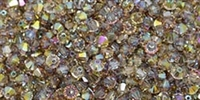 532804PH - 4mm Swarovski Crystal Purple Hase Bicone Crystals 25 count