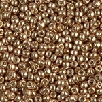 Miyuki Rocaille 8/0 Seed Beads 10 Grams Duracoat 8RR4204 Champagne