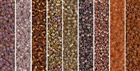 Apollo Monday - Exclusive Mix of Miyuki Delica Seed Beads