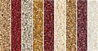Cinnamon Gold Monday - Exclusive Mix of Miyuki Delica Seed Beads