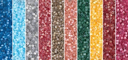 Fall 2016 Monday - Exclusive Mix of Miyuki Delica Seed Beads