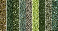 Guacamole Monday - Exclusive Mix of Miyuki Delica Seed Beads