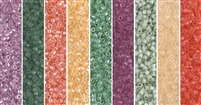 Melon Monday - Exclusive Mix of Miyuki Delica Seed Beads