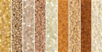 Praline Monday - Exclusive Mix of Miyuki Delica Seed Beads