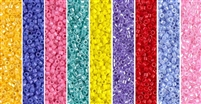 Spring Monday - Exclusive Mix of Miyuki Delica Seed Beads