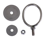 Pouch Latch Ring Assembly