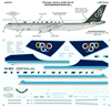 1:200 Olympic Airlines Airbus A.300B4
