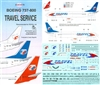 1:144 Travel Service Boeing 737-800