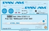 1:200 Pan Am (billboard cs) Boeing 2707 SST