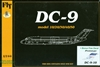 1:144 Douglas DC-9-10 (or -30), Douglas Aircraft Corporation