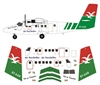 1:144 DHC-6 Twin Otter 300, Air Seychelles