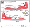 1:144 Northwest Airlnk Fokker F.27 Friendship