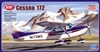 1:48 Cessna 172, on Wheels