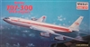 1:144 Boeing 707-300, Trans World Airlines