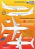 1:144 Boeing 737 (classic) Photo Etch (2 sets)