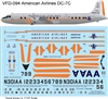 1:122 American Airlines Douglas DC-7B