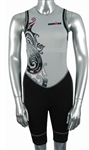 Women's Tri Suit - Tattoo Multi Sport Suit Womens