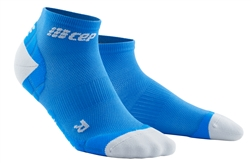 CEP Ultra Light Low Cut Socks Blue