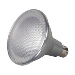 Satco LED PAR38 Bulb 15PAR38/LED/25'/2700K/120V/SP S9440