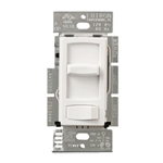 Lutron Skylark Contour Electronic Low Voltage Dimmer - CTFSQ-F-WH