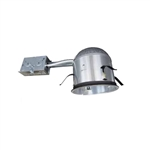 "ELco Lighting - 5"" Airtight IC Remodel Shallow Housing"