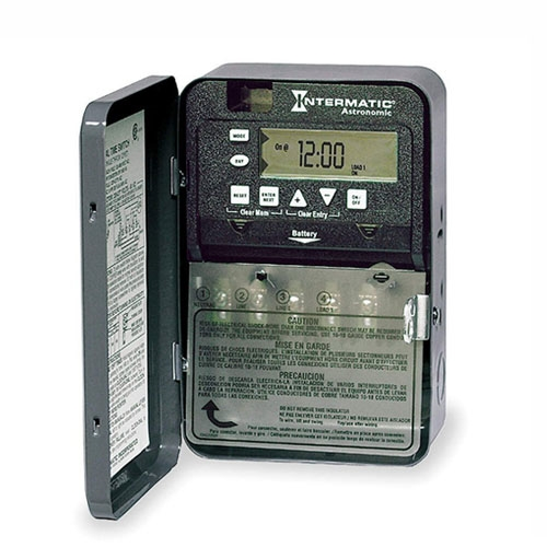 Intermatic 7 Day Electronic Astronomic Time Switch Et8015c
