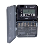 Intermatic - 7 Day Electronic Astronomic Time Switch - ET8215C
