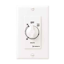 Intermatic - 30-Minute Decorator Auto-Off Timer - FD30MWC