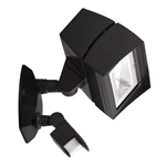RAB LED Floodlight w/ Motion Sensor