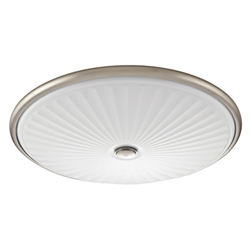 Lithonia LED Sunbriar Flush Mount FMDCGL 16 20840 BN M4