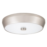 Lithonia LED Denon Flush Mount FMDDHL 14 20840 BN M4
