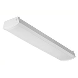 Lithonia LED Low Profile Square Flush Mount FMLWL 24 840