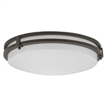 Lithonia LED Saturn Flush Mount FMSATL 13 14840 BZA M4
