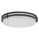 Lithonia LED Saturn Flush Mount - FMSATL 16 20830 BZA M4