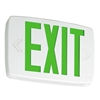 Lithonia Quantum LED Exit Sign With Emergency Battery