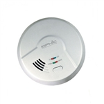 USI IoPhic Sensor 4-in-1 Smoke/Fire, CO & Natural Gas Alarm