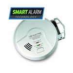 USI Ionization Sensor 3-in-1 Smoke/Fire, CO & Natural Gas Alarm