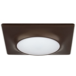 Progress Lighting - LED Square Flush Mount/Recessed