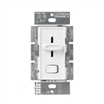 Lutron Skylark On/Off Switch Electronic Low Voltage Dimmer - SELV-300P-WH