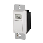 Intermatic - Digital In-Wall Timer - ST01