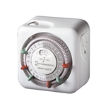 Intermatic - Heavy Duty Grounded Timer - TN311