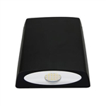 MaxLite LED Small Adjustable Wall Pack WP-ADS20U-50B