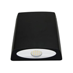 MaxLite LED Small Adjustable Wall Pack WP-ADS29U-50B
