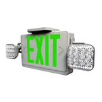Westgate Combination LED Exit & Emergency Sign XT-CL-GW-EM