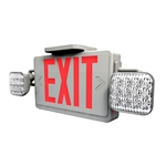 Westgate Combination LED Exit & Emergency Sign XT-CL-RW-EM