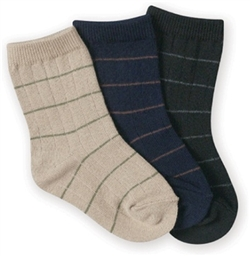 Jefferies Accents Boys Socks - 1 Pair